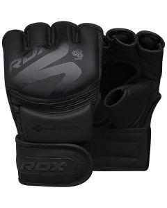 RDX F15 Noir MMA Training Gloves