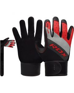 RDX F41 Fitness Gym Gloves Small