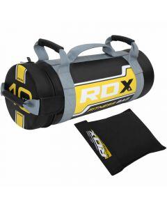 RDX FB 10KG Yellow Nylon Fitness Sandbag