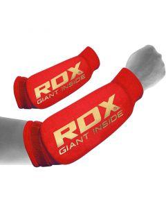 RDX FR Small Red Hosiery Forearm Pads