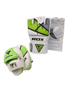 RDX T7 Luvas de MMA com Patas de Urso Boxe