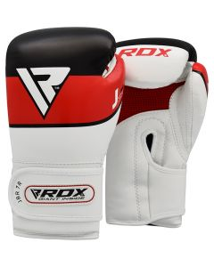 RDX JBR7 Boxing Gloves Red 6oz