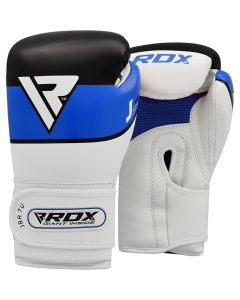RDX JBR7 Boxing Gloves Blue 6oz