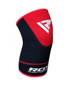 RDX Neoprene Knee Support Brace Guard Red S/M