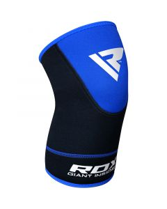 RDX Neoprene Knee Support Brace Guard Blue 2XL