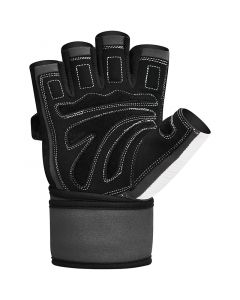 RDX L1 Leather Gym Gloves