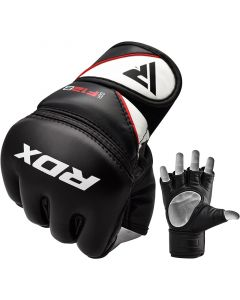 RDX F12 тренировочные MMA Перчатки S Black