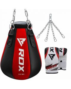 RDX MR Filled Maize Punching Bag With Bag Gloves