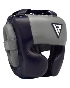 RDX O1 Professional Head Guard Blue Small