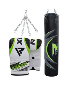 RDX Zero Impact G-Core Punching Bag Set