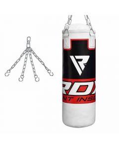 RDX P7 Punching Bag Red Filled