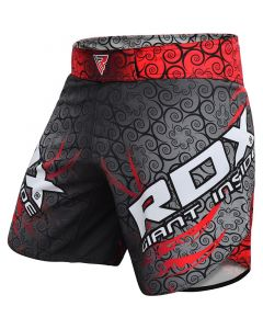 RDX R11 Small Red Polyester MMA Shorts