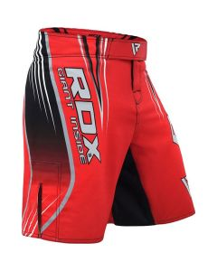 RDX R12 Small Red MMA Shorts