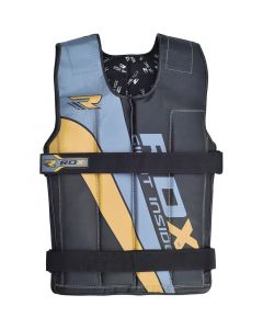 RDX R1G 8-14Kg Golden Cordura Weighted Vest