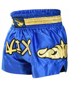 RDX R6 Sapphire Muay Thai Shorts