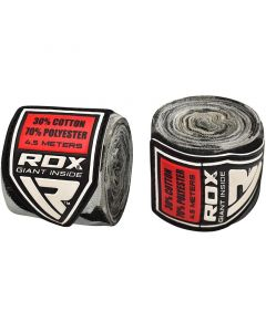 RDX Hand Wraps MMA Wrist Inner Boxing Gloves Hook And Loop Closure Bandages US