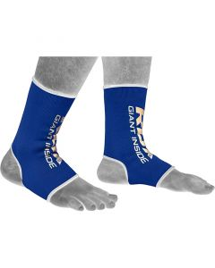 RDX AU Small Blue Nylon Anklet Sleeve Socks