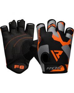 RDX F6 Training Handschuhe Kleine Orange