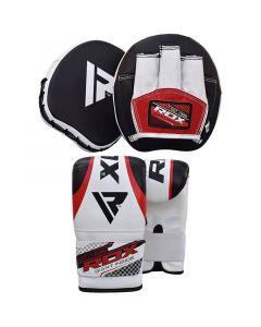 RDX Boxing Pads & Bag Gloves