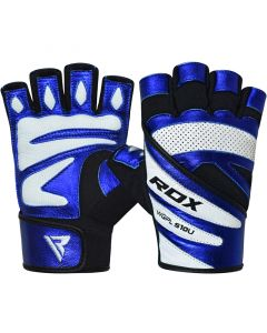 RDX S10 Extra Small Leather Concept Weightlifting Gloves