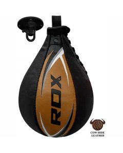 RDX 2T Leather Speed Punching Ball