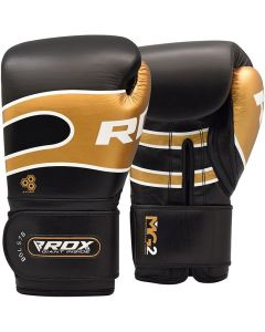RDX S7 Bazooka Boxing Gloves Black 10oz