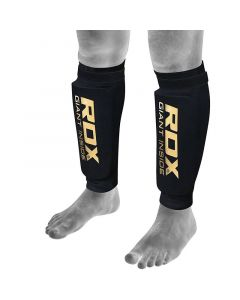 RDX SB Small Black Hosiery Shin Guards