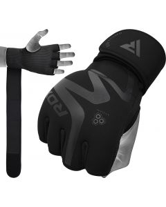 RDX T15 Noir Small Black Neoprene Inner Gloves