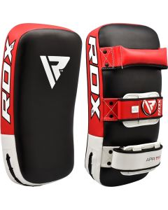 RDX T1 Curved Thai Pad Red