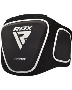 RDX T2 S/M Black Leather X Belly Protector
