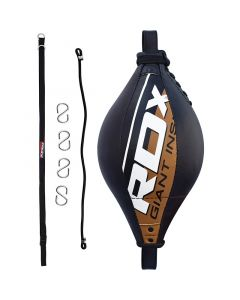 RDX TB3N Tan Double End Speed Ball
