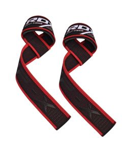 RDX W12 Weight Lifting Wrist Straps