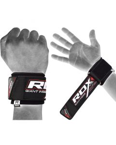 RDX W14 Hive Weight Lifting Wrist Straps