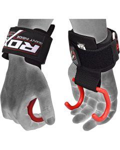 RDX W15 Anchor Лямки для тяги с крюки Red