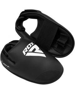 RDX X2 Semi Contact Taekwondo Boots Black Small
