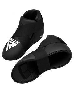 RDX X3 Taekwondo Boots Black Medium