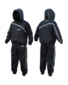 RDX X5 Medium Black Weight Loss Sauna Suit