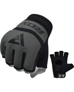 RDX X6 Inner Gloves Petit Gris
