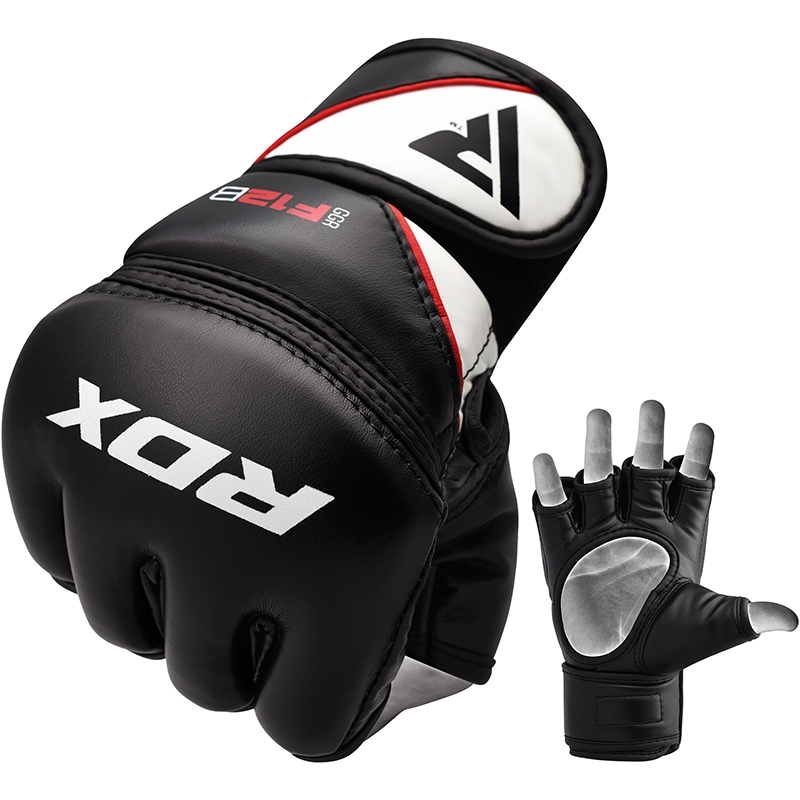 RDX_F12_Large_Black_Leather_X_Training_MMA_Gloves