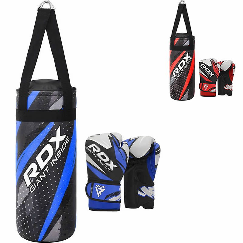 RDX J11 Kids Training Punch Bag And Boxing Gloves