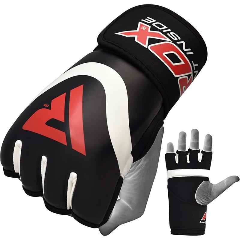 RDX_X7_Extra_Large_Red_Neoprene_Bishop_Training_Inner_Gloves