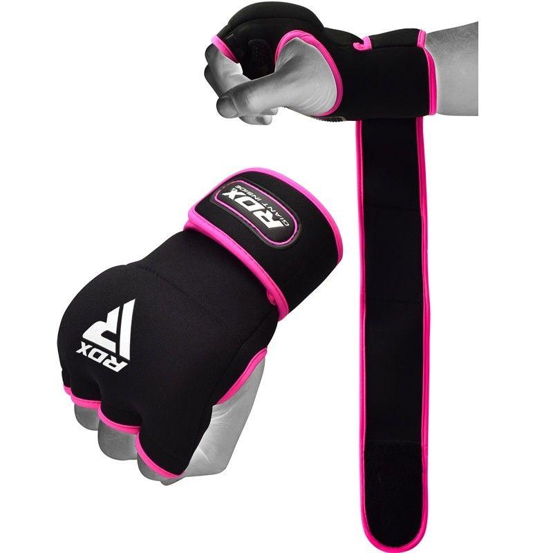 RDX_X8P_Large_Pink_Neoprene_Ladies_Inner_Gloves