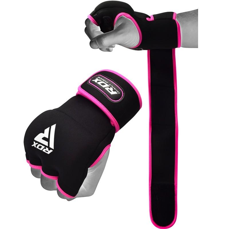 RDX_X8P_Small_Pink_Neoprene_Ladies_Inner_Gloves