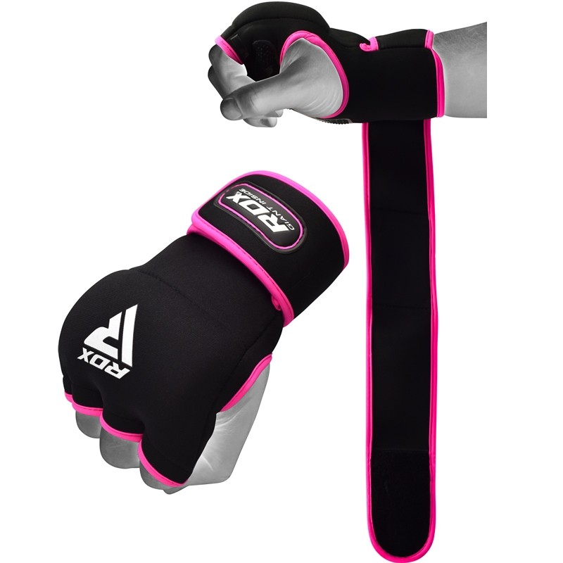 RDX_X8P_Medium_Pink_Neoprene_Ladies_Inner_Gloves