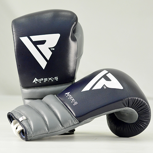 A4 Laced Boxing Sparring Gloves 4