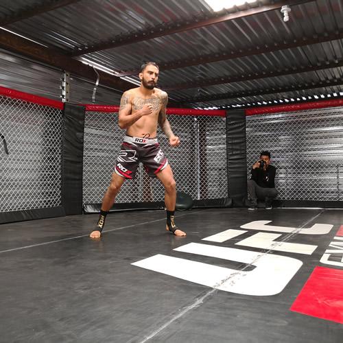 R1 MMA SHORT 5
