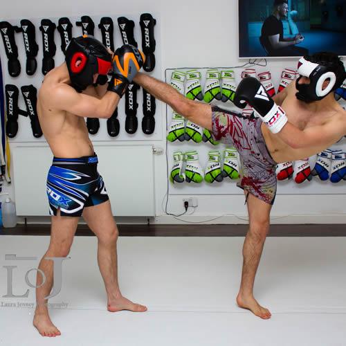 MMA Short  2