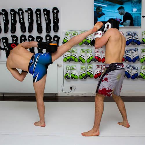 MMA Short  3
