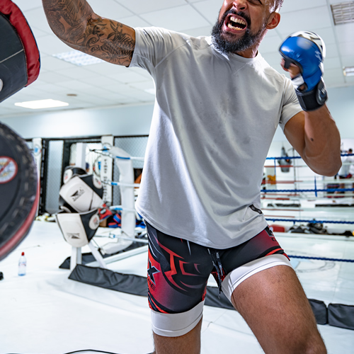 R8R MMA Short 3