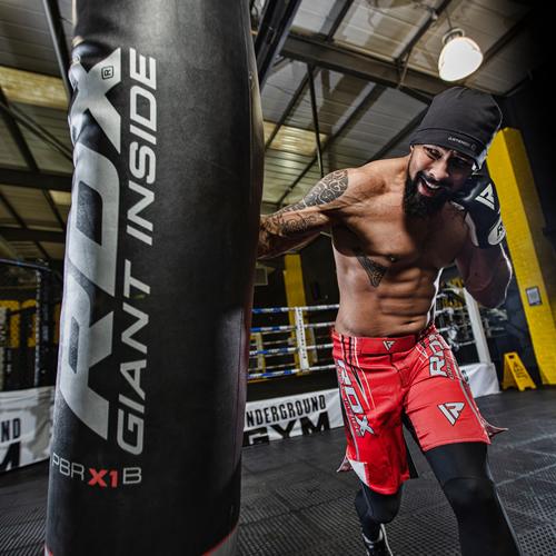 X1 Training Punch Bag 3